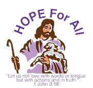 Hope for All Logo